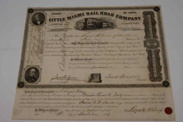 Little Miami Rail Road Company
